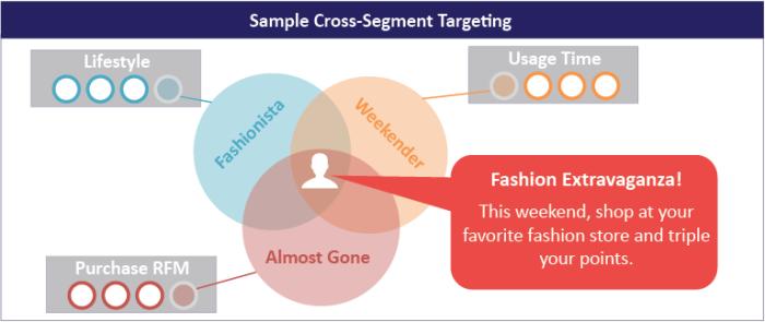 Cross Segment Targeting