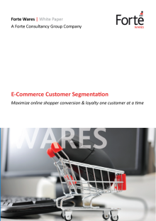 E-Commerce Segmentation Whitepaper
