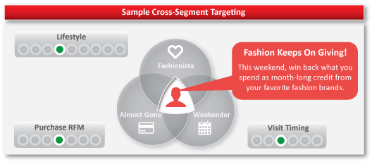 E-Commerce Cross Segments